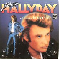 Meilleur Prix ! JOHNNY HALLYDAY (en espagnol) : TE SIGO FIEL - [ CD SINGLE ]