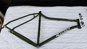 XL Ritchey Commando Fat Bike Frame, Fork and Headset 29er Plus bikepacking