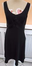 Little black dress sleeveless by John Lewis size UK 12 party/cocktail/evening