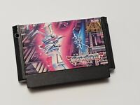 Famicom Crisis Force Japan FC game US Seller