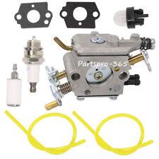 Carburetor Fit Poulan Pro PP5020AV Chainsaw 573952201 Gasket Primer Bulb Carb