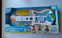 VTech Guitar Strum & Jam Kidi Musical Band  Kids Toddlers 3-6 Years New
