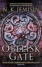 NEW The Obelisk Gate By N. K. Jemisin Paperback Free Shipping