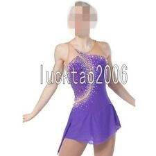 2018 new style Figure Skating Ice Skating Dress Child/Adult Costume 8863