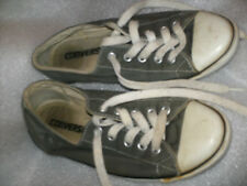 "Chucks, Converse All Star low, Slim Light,  grau, Gr. 35,5  ""gebraucht"""