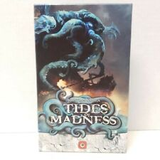 TIDES OF MADNESS Card Game ~ 100% Complete