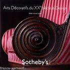 Catalogue Sotheby's Arts decoratifs du XXe siecle & Design Art Deco 26 Mai 2010