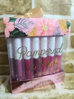 SIMPLE PLEASURES 15pc Lip Gloss Box Set New Pampered In Pink