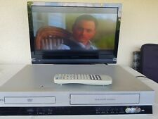GPX VCD 1640 6-HEAD VHS VIDEORECORDER / DVD PLAYER + FERNBEDIENUNG KOMBIGERÄT