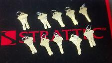 Schlage OEM 5 pin Pre Cut Key Lot