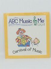 Kindermusik ABC Music & Me Carnival Of Music Audio CD