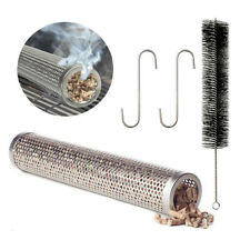 """12"""" Smoke Generator Filter for BBQ Grill Smoker Pellet Hot & Cold Smoking Meat"""