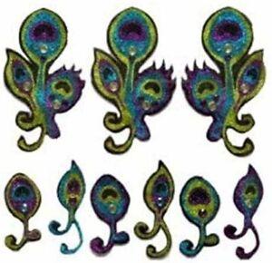 Xotic Eyes - Peacock Sleeve Body Art.