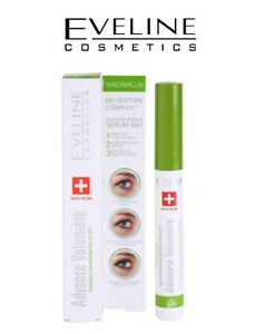 Eveline 3in1 Advance Volumiere Eyelashes Concentrated Serum Mascara 10ml