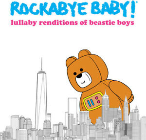 Rockabye Baby - Lullaby Renditions of Beastie Boys [New CD]