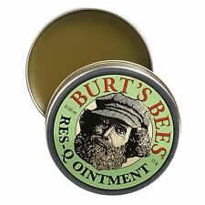 Burt's Bees Res Q Ointment Rejuvenating Balm Comforting Soothing Mind Body Relax