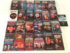 Lot of 109 Star Trek Books, Magazines, DVDs