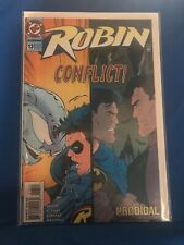 Rare Robin #13 ~ DC Universe Logo Variant ~ DC Comics