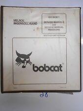 Bobcat 553 BICS Loader Service Manual 6900450 (1–98)
