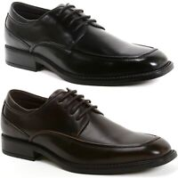 Alpine Swiss Claro Mens Oxfords Dress Shoes Lace Up Classic Casual Derby Loafers
