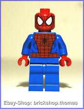 Lego DC Marvel Súper Héroes figura Spider-Man minifigura Sh038 76005 6873