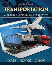 NEW - FAST to AUS - Transportation: A Global Supply Chain Perspective - Coyle 8E