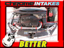 CF RED 06 07 08 09 CHEVY MALIBU/PONTAIC G6 3.9 3.9L V6 COLD AIR INTAKE KIT
