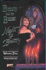 Beauty and the Beast: Night of Beauty (Wendy Pini, TV series) (TPB, USA 1990)
