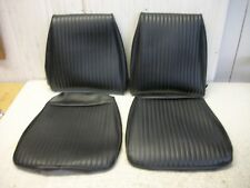 1966 - 1967  Dodge Coronet seat covers / Front and rear - New