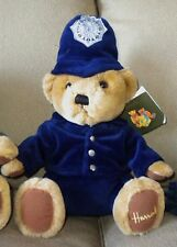 Rare Harrods English Bobby Police Blue Uniform Very good condition with Tag
