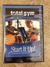 Total Gym XLS Start It Up DVD Fit bars manual Wheels