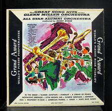 Bobby Byrne - Great Song Hits Of Glenn Miller LP VG+ GA 33-381 Elmer Wexler Art