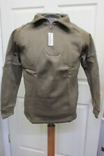 New USGI ECWCS Polypro Cold Weather Thermal Undershirt Shirt Top Brown Medium