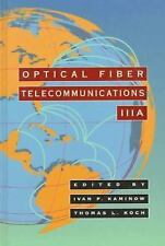 Optical Fiber Telecommunications III (1997, Hardcover)