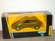 Ford Fiesta - Schabak 1085 Germany 1:43 in Box *34459