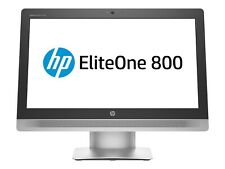 "HP EliteOne 800 G2 23"" with Touch AiO PC i5-6500 3.2GHz 8GB 256GB SSD Window 10"