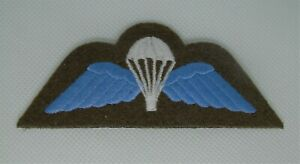 British Army Parachute Qualification Wings/Badge - New