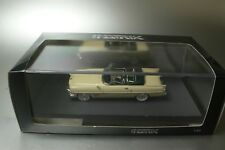 Chrysler Dual-Ghia Convertible MATRIX MX20303-081 white 1:43