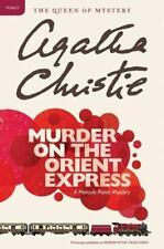 MURDER ON THE ORIENT EXPRESS Agatha Christie PB NEW FREE SHIP 2015 MOVIE TIE-IN