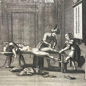 LES VOYAGES DE JEAN STRUYS EN MOSCOVIE 1720 Struys PLANCHES 2 volumes