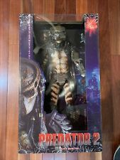 NECA Predator 2 Masked City Hunter Predator 1/4 Scale Action Figure 1st Edition.