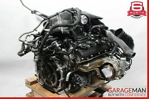 15-17 McLaren 650S Complete Twin Turbo Engine Motor Block Assembly OEM 11k