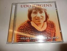 Cd    Udo Jürgens  – Vielen Dank Für Die Blumen