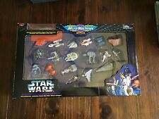 MISPRINT Micro Machines Star Wars Master Collector's Edition -  19 Vehicles New