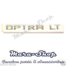 Trunk 'OPTRA LT' Lettering Logo Badge Emblem for 02~08 Chevrolet Optra 4DR