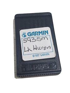 Garmin G-Chart Lake Huron USA Canada Data Card GUS593SM for Legacy GPSMAP