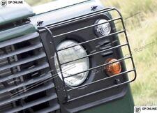 LAND Rover Defender WOLF Stile Testa Lampada Guard Kit Anteriore Coppia DA4077