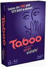 TABOO gioco società A4626103 HASBRO -nuovo-Italia
