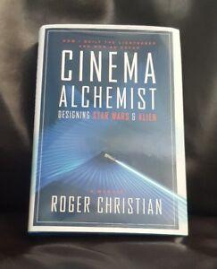 Cinema Alchemist, Star Wars & Alien, Roger Christian Titan 2016 1st Ed HB Fine