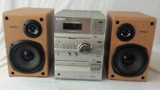 Sony CMT-CP11 Micro Hi-Fi con nastro, CD e Radio